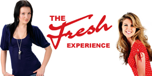 the fresh amkeover experience located in the midlands based in leamington spa warwickshire